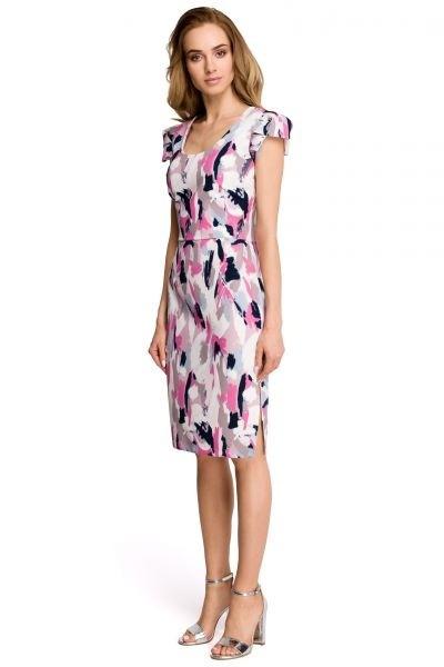 b2c9365c958d1d Potloodjurk - Zomer jurken - MODETOTAAL Dames en Heren kleding
